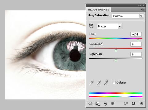 color de ojos 5